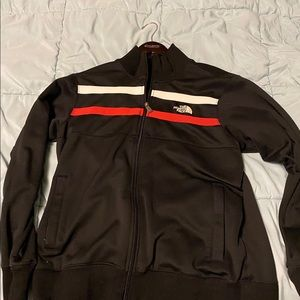 Men's Northface full zip athletic jacket